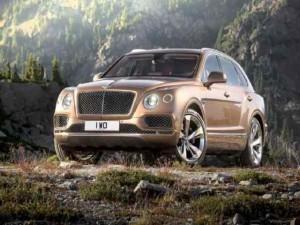 Xe xịn - Nữ hoàng Elizabeth II là khách hàng đầu tiên của SUV Bentley Bentayga