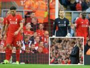 Bóng đá - Liverpool rơi tự do: Sự bảo thủ của Rodgers