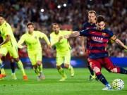 Bóng đá - Messi: Giá trị không đến từ những pha đá hỏng 11m