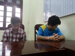 """An ninh Xã hội - Vụ """"nam sinh bị tạt axít ở Hà Nội"""": Bắt 2 nghi phạm"""