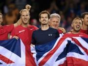 """Thể thao - Murray tính """"buông"""" World Tour Finals vì Davis Cup"""