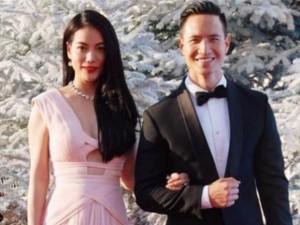 Trương Ngọc Ánh, Kim Lý đẹp đôi trên thảm đỏ Trung Quốc