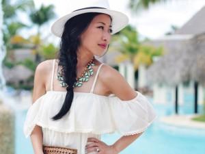 """Thời trang - Bí kíp mặc đẹp của một blogger """"mét rưỡi"""""""
