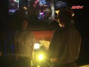 Video An ninh - Bắt 2 bánh heroin trên xe khách giường nằm