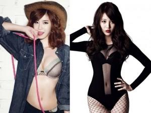 Làm đẹp - 17 mỹ nhân Hàn Quốc có... nút rốn sexy nhất