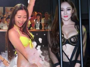 Thời trang - Tạp chí quốc tế gây bão vì màn diễn bikini trong lồng
