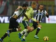Bóng đá Ý - Udinese - AC Milan: Hút chết tại Friuli