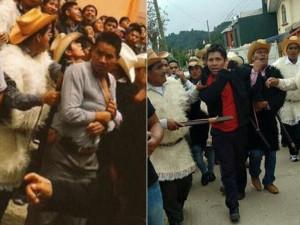 Tin tức trong ngày - Mexico: Định ăn cắp ô tô, hai tên trộm bị thiêu sống