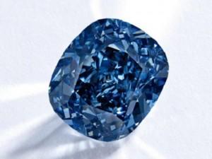 """Thị trường - Tiêu dùng - Ngắm viên kim cương """"Mặt Trăng Xanh"""" đắt nhất thế giới"""