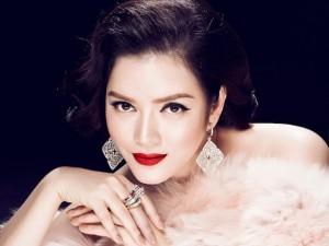 Thời trang - Lý Nhã Kỳ yêu kiều diện trang sức kim cương tiền tỷ