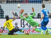 Bóng đá - Hoffenheim - Dortmund: Nỗi tiếc nuối tột cùng