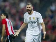 """Bóng đá - Ronaldo bị """"lãng quên"""", Benzema được ca tụng"""