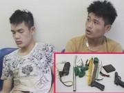 """An ninh Xã hội - Mang súng đi trộm chó, hai """"cẩu tặc"""" bị bắt giữ"""
