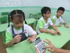 Tin tức trong ngày - Giải mã khả năng tính nhẩm siêu tốc ở trẻ em