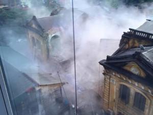Tin tức trong ngày - Sập nhà cổ ở Hà Nội: 2 người tử vong