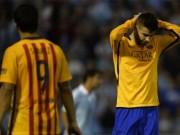 """Sự kiện - Bình luận - Barca thua sốc: Gót chân Achilles của gã """"khổng lồ"""""""