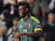 Bóng đá - Balotelli đá phạt tuyệt đỉnh đẹp nhất vòng 5 Serie A