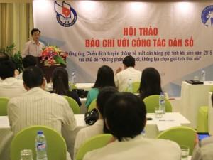 Tin tức trong ngày - 10 năm nữa, Việt Nam có thể thiếu 4,3 triệu phụ nữ