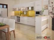 3 nguyên tắc cơ bản khi thiết kế tủ bếp
