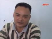 """Video An ninh - Bị """"kích đểu"""", chủ tiệm cơm hành hung công an"""