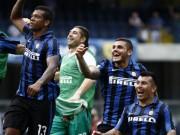 Bóng đá - Tiêu điểm V5 Serie A: Inter thăng hoa, Juventus mất điểm