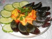 Ẩm thực - Ngon, mát dịu với món trứng vịt bắc thảo