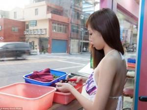 """Bạn trẻ - Cuộc sống - Ảnh: Cuộc sống của """"Tây Thi bán trầu"""" ở Đài Loan"""