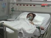Video An ninh - Nam thanh niên giết người yêu rồi cắt cổ tự sát
