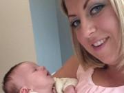 Sức khỏe đời sống - Em bé suýt mất mạng vì nụ hôn của mẹ