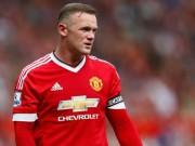 """Bóng đá - Rooney có thể đi vào """"vết xe đổ"""" của Van Persie"""
