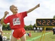 Thể thao - Cụ ông 105 tuổi chạy 100m nhanh nhất thế giới