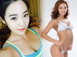 """Thể dục thẩm mỹ - Cô giáo thể hình xứ Hàn khiến cư dân mạng """"xiêu lòng"""""""