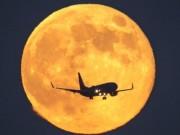 Du lịch - Rộ trào lưu đi máy bay... ngắm trăng đêm Trung Thu