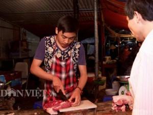 Thị trường - Tiêu dùng - Bán thịt lợn hết thời lãi to