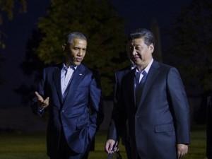 Tin tức trong ngày - Tổng thống Obama tiếp đón Chủ tịch Tập Cận Bình thế nào?