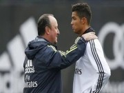 """Bóng đá - Ronaldo & Benitez: Sự bình yên """"giả tạo"""""""