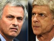 """Bóng đá - Mourinho cạnh khóe Wenger: """"Ông ta sướng nhất NHA"""""""