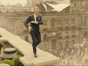 Phim - Phim James Bond khoe hậu trường hành động hoành tráng