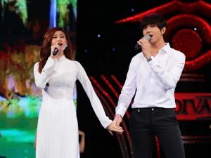 Ca nhạc - MTV - Trương Quỳnh Anh tình tứ song ca cùng Tim
