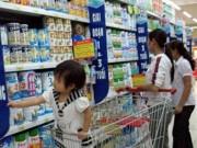 Thị trường - Tiêu dùng - Bộ Tài chính: Giá sữa không giảm đến hết năm 2016