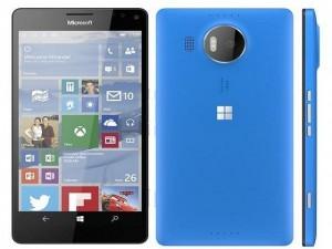 Lộ thông số cấu hình Lumia 950XL
