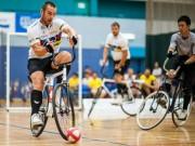 Thể thao - Xe đạp đá bóng: Độc đáo, sáng tạo & nghệ thuật