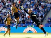 """Video bàn thắng - Leicester - Arsenal: Khuất phục """"ngựa ô"""""""