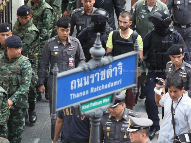 Toàn cảnh tái hiện vụ đánh bom thảm khốc ở Bangkok