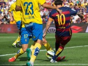 Bóng đá - Sau 9 năm, Messi mới lại chấn thương nặng