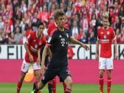 """Bóng đá - Mainz – Bayern: """"Cỗ pháo"""" toàn năng"""