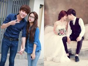 Bạn trẻ - Cuộc sống - Nhìn lại chặng đường yêu của B Trần và Quỳnh Anh Shyn