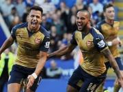 """Bóng đá - Arsenal: Mơ về """"súng hai nòng"""" Walcott – Sanchez"""