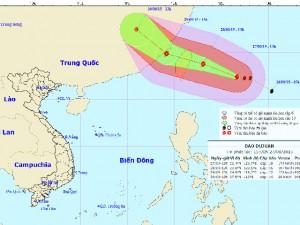 Tin tức trong ngày - Xuất hiện siêu bão ngoài biển Đông