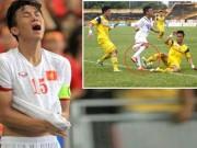 """Bóng đá - Bóng đá Việt Nam: Bạo lực thay tiêu cực """"lên ngôi"""""""
